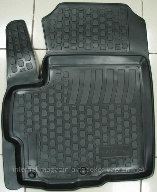 Килимки автомобільні для BYD (Бід),поліуретан Лада Локер