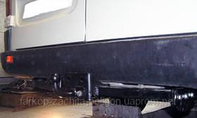 Фаркоп Volkswagen LT 28-35 3,55/4,025 (1 кол.бампер с подножкой) с 1995-2006 г.