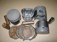 Поршень цилиндра ВАЗ 2101,2103 d=76,0 гр.C М/К (Black Edition+п.п+п.кольца) (МД Кострома)