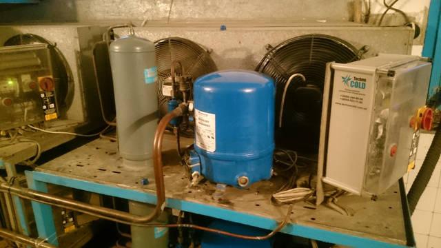 """Ремонт холодильного агрегата для молокоохладителя! Заказчик агрофирма """"Украина""""! 49"""