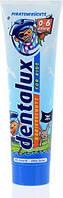 Зубная паста для детей Dentalux for kids Piraten 100 мл