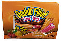 Жевательная мармеладная конфета Double Filled 24 шт