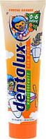 Зубная паста для детей с ароматом фруктов Dentalux for kids Frucht Oceane 100 мл