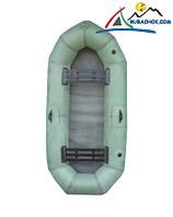 Резиновая лодка Лисичанка Байкал двух местная