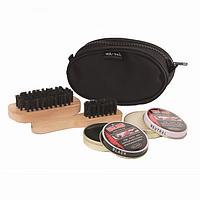 Компактный набор для ухода за обувью Mil Tec чёрный 12936002