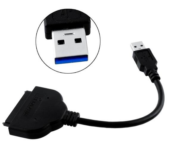 USB адаптер SATA 22-Pin переходник 3.0 #100153