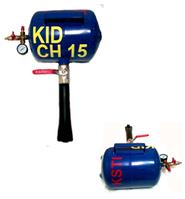 Бустер для взрывной накачки шин KSTI KID CH 15 Легковой