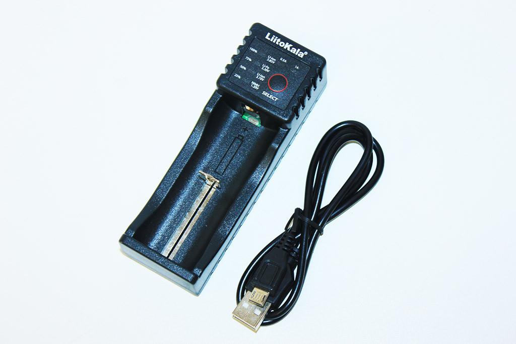 Зарядний пристрій LiitoKala lii-100 Smart