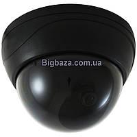 420TVL. Видеокамера  цветная купольная  LUX19SL