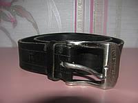 Мужской кожаный ремень Levis