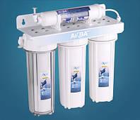 Система водоочистная картриджная AquaKit PF 3-1 (4 ступени фильтрации)