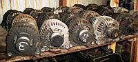 Генератор Bosch 036 903023 X 180A Фольксваген Крафтер Volkswagen Crafter 2.5