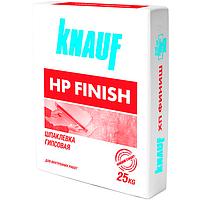 Шпаклевка Гипсовая Финиш HP Knauf, 25 кг