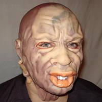 Карнавальная маска Людоед резиновая