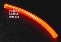 Фиберглассовая нить для прицельных планок и мушек (фибероптическая нить, 3 мм, красный)