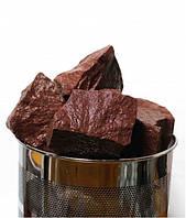 Малиновый кварцит колотый (карельский) 50*150 10кг