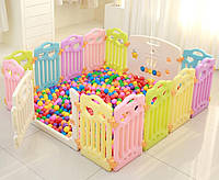 Сухой бассейн для детей FunGame 270*270