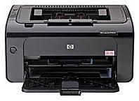 Принтер лазерный ч/б A4 HP LaserJet P1102w (CE658A), Black