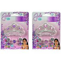 Набор украшений Диадема принцессы Simba 5560506