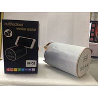 Колонка. USB  HF-Q9 Bluetooth  с подсветкаой    .dr