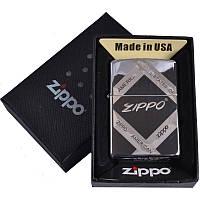 Зажигалка бензиновая Zippo в подарочной упаковке 4727-3 SO