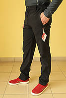 Мужские спортивные штаны Reebok 5632 черный код 390б