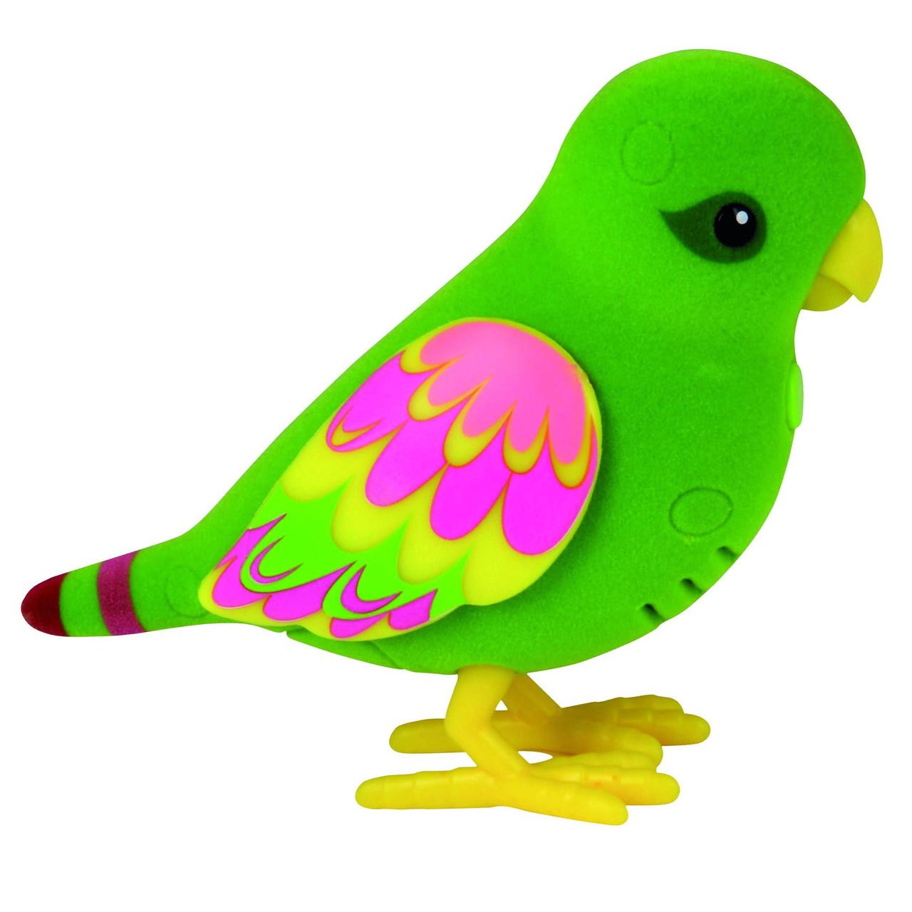 Интерактивная игрушка «Little Live Pets» (28020) птичка глупый Билли (Silly Billie)