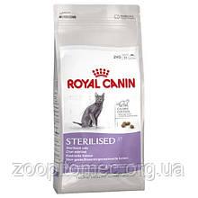 Royal Canin (Роял Канін) Sterilised сухий корм для стерилізованих кішок/котів на вагу 1 кг
