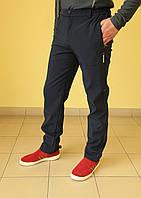 Мужские спортивные штаны Reebok 5632 синий код 391б
