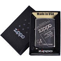 Зажигалка бензиновая Zippo в подарочной упаковке 4727-5 SO