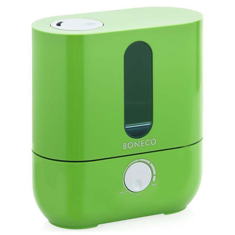 Ультразвуковой увлажнитель воздуха Boneco U201A Green+7017 Ionic Silver Stick