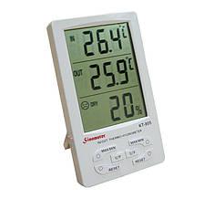 Термометр, гигрометр KT-905
