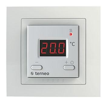 Терморегулятор Terneo vt UNIC - CZT: Технологии гидроизоляции, обогрева и утепления в Харькове