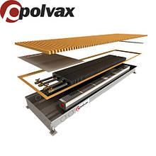 Внутрипольный конвектор POLVAX KVM. D.