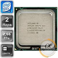 Процессор Intel Core2Duo E6700 (2×2.66GHz/4Mb/s775) БУ