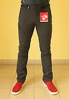 Мужские спортивные штаны The North Face 06 серый код 394б