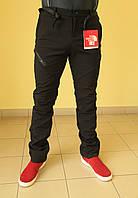 Мужские спортивные штаны The North Face 06 черный код 395б