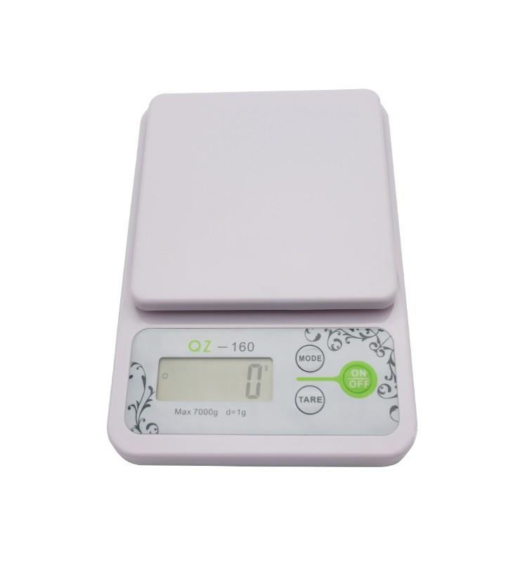Весы кухонные электронные QZ-160