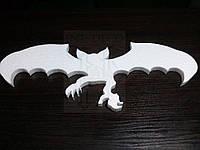 Летучая мышь из пенопласта