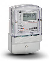 Электросчетчик NIK 2102-01.Е2Т1 с реле управления нагрузкой, однофазный многотарифный электросчетчик