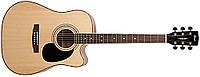 Акустическая гитара с пъезодатчиком CORT AD880CE (NAT)