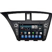 Магнитола Honda Civic 9 Hatchback, Tourer 2011-2015+. Kaier KR-8067 Android