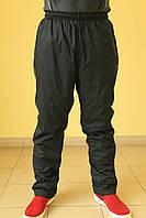 Мужские спортивные штаны Adidas 50498 черный и темно-синий код 397б
