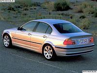 Ветровик для BMW 3 серии (E46) с 1998-2005 г.в. Sedan