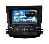 Магнитола PEUGEOT 4007, Mitsubishi Outlander/XL, CITROEN C-CROSSER. Kaier KR-8007. Android