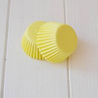 Капсула конфетная (желтая), 25 шт.