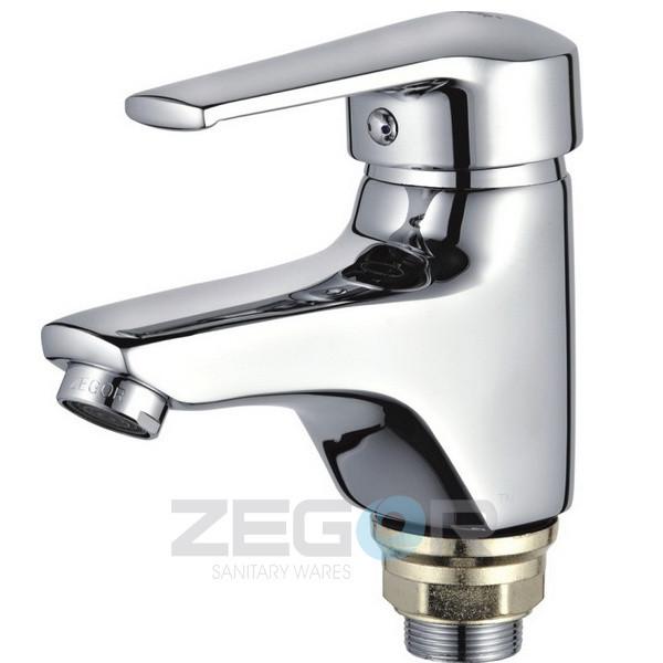Cмеситель Zegor Z15-BWZ-A182 для умывальника однорычажный