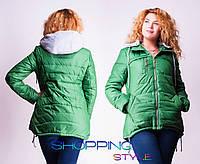 Батальная куртка с трикотажным капюшоном 8 цветов