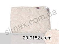 Одеяло с наполнителем из шерсти, двуспальное евро 200x220 см.