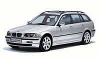 Ветровики для BMW 3 серии (E46) с 1998-2005 г.в. Wagon